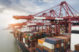Port and Container Handling