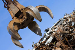Scrap Metal and Recycling