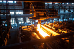 Steel Mill and Foundry