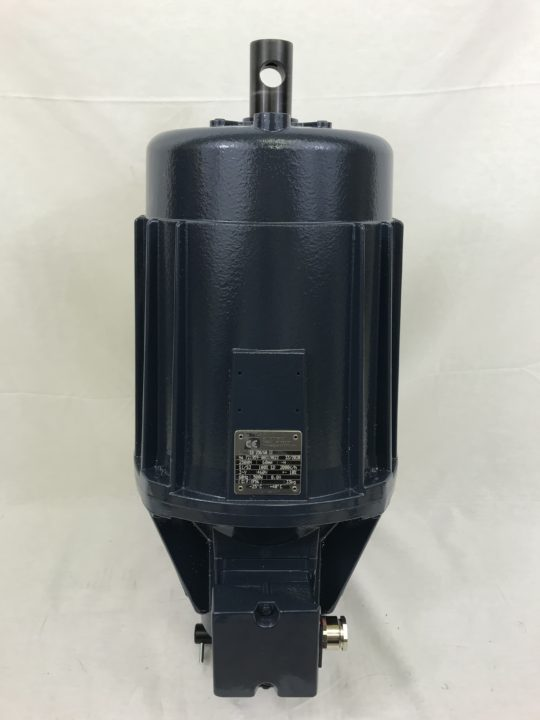 EB 250-60, ELHY electrohydraulic thruster for industrial brake